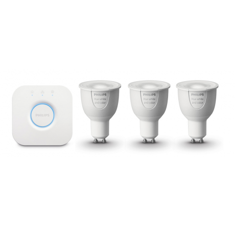 Philips hue GU10 white color ambiance
