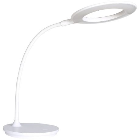 Halo Design Circle bordlampe hvid