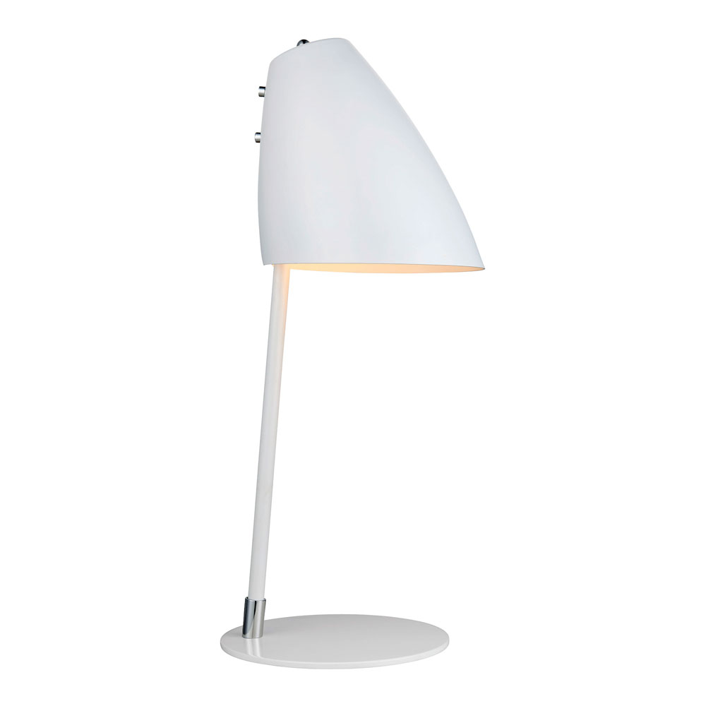 Halo Design Kick bordlampe hvid