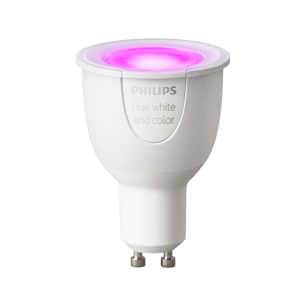Philips Hue White Color Ambiance GU10 LED pære