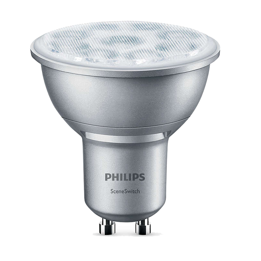 Philips SceneSwitch GU10 4,5W