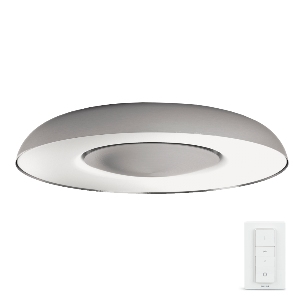Philips Hue Still loftslampe - Aluminium